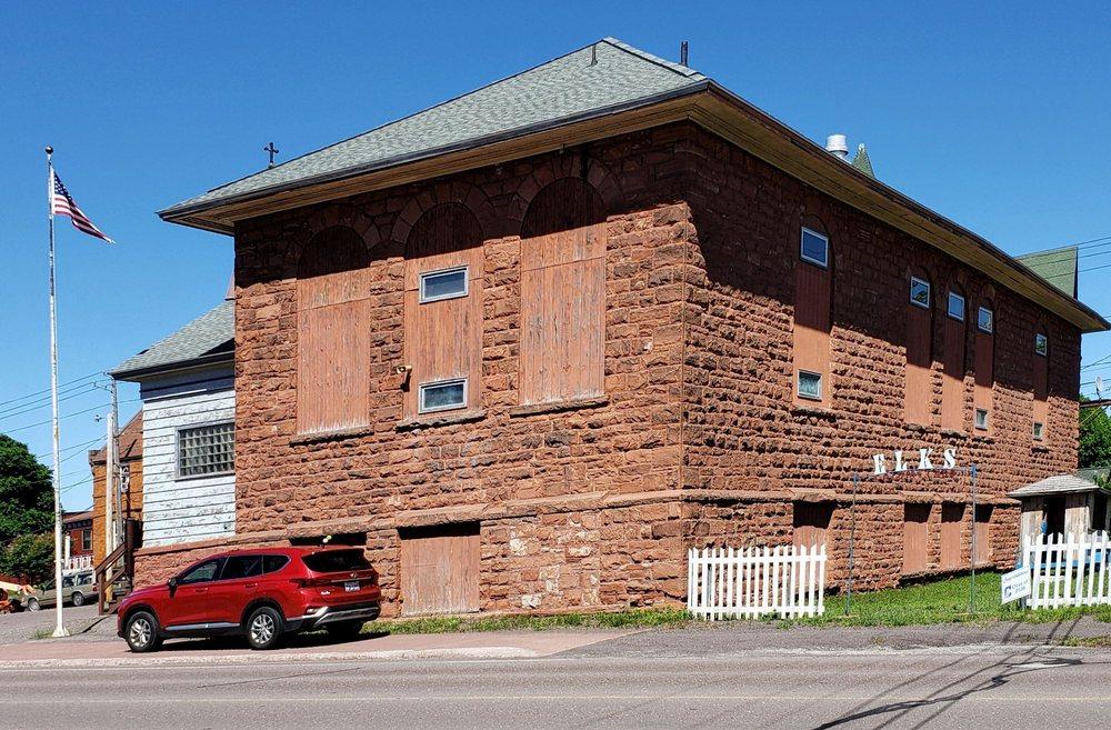 Elks Lodge: 25701 Wedge St, Calumet, MI