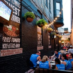 Photo Of Corcoranu0027s Grill U0026 Pub   Chicago, IL, United States. Side Patio