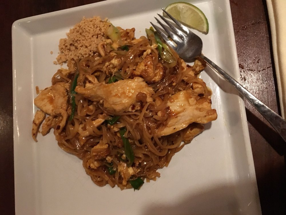 Nahm Thai & French Cuisine