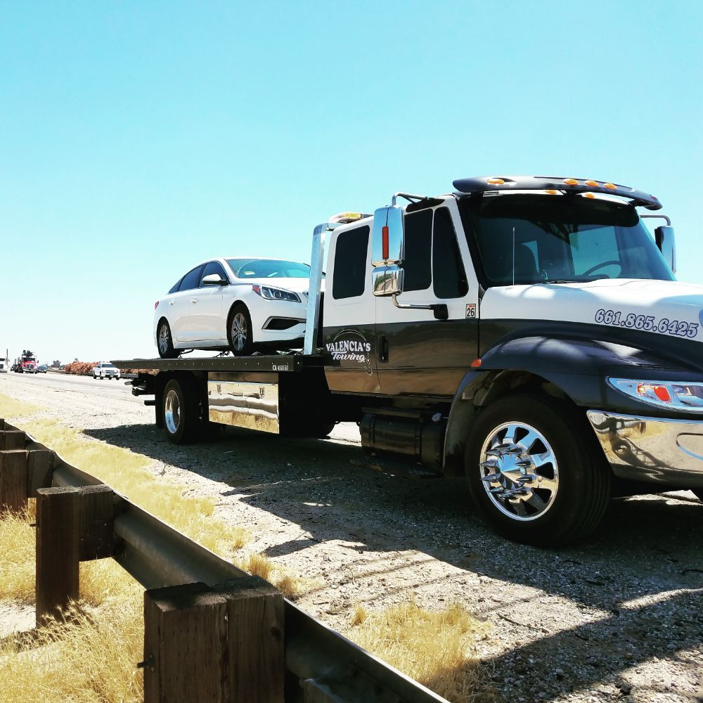 Valencias Towing: 3490 Weedpatch Hwy, Bakersfield, CA