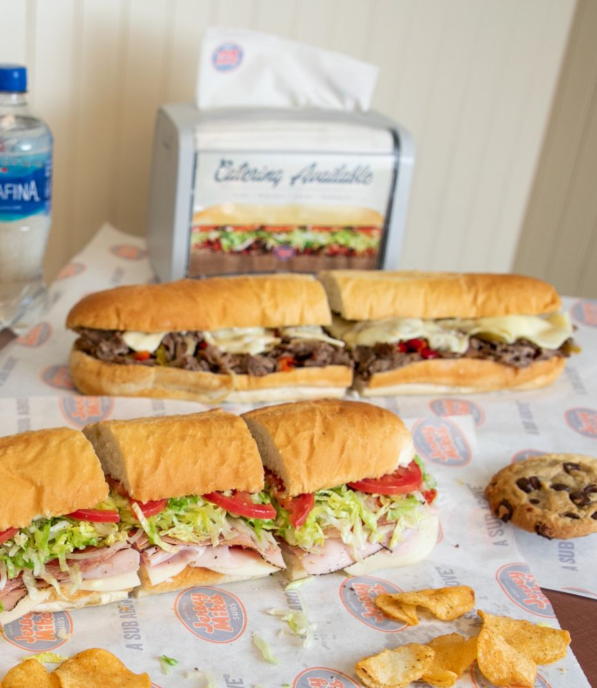 Jersey Mike's Subs: 1970 S Columbia Rd, Grand Forks, ND