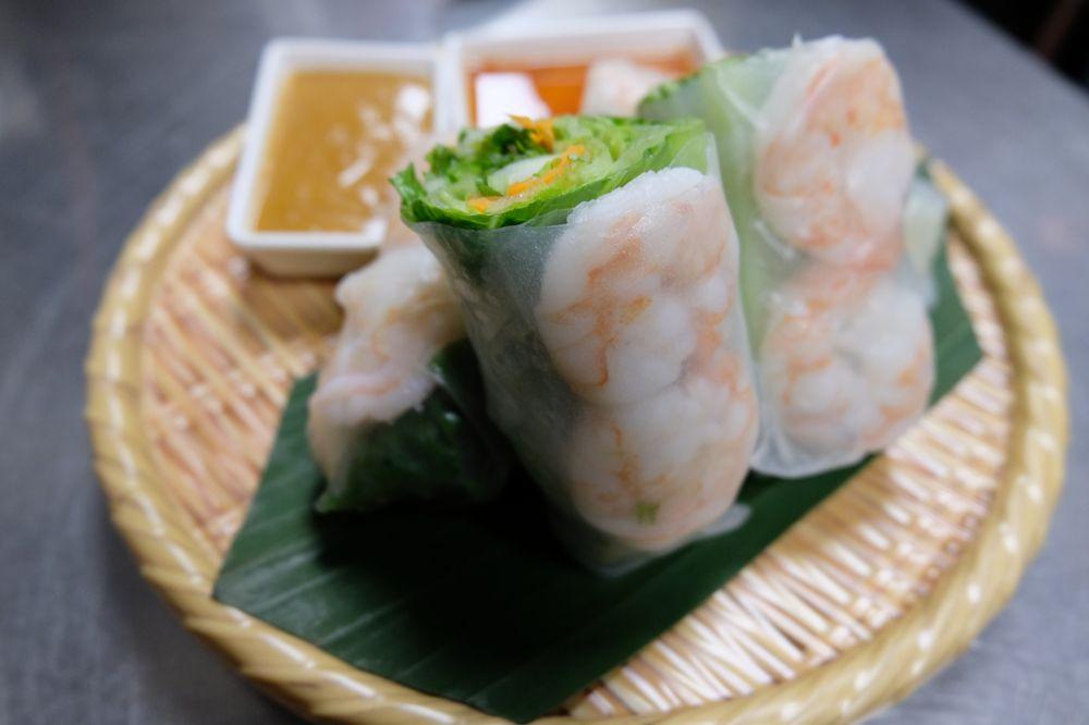 Food from Tamarind Thai Cuisine