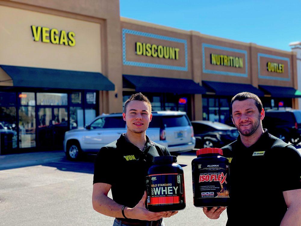 Vegas Discount Nutrition Megastore