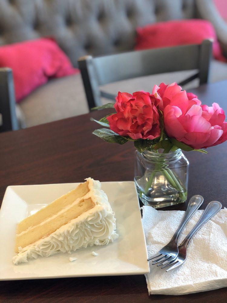 Decadent Coffee and Dessert Bar: 350 Promenade Way, Sugar Land, TX