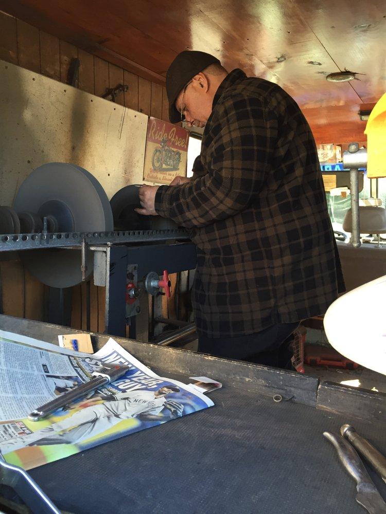 Mike & Son Sharpening Service: Brooklyn, NY