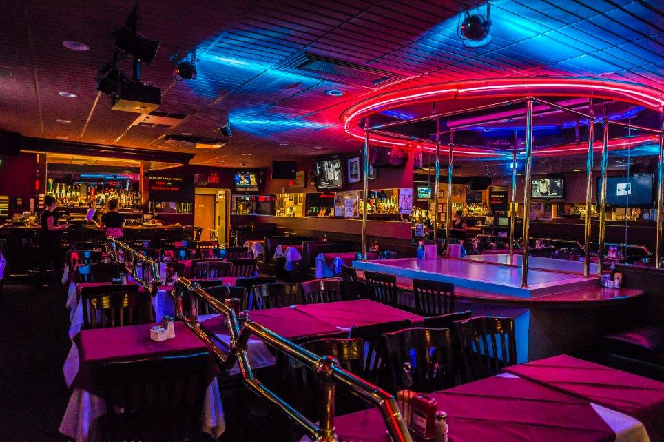 Crystal City Restaurant Gentleman's Club: 422 23rd St S, Arlington, VA