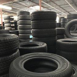 Martin Tire Company - Tires - 8008 N Mesa St, El Paso, TX
