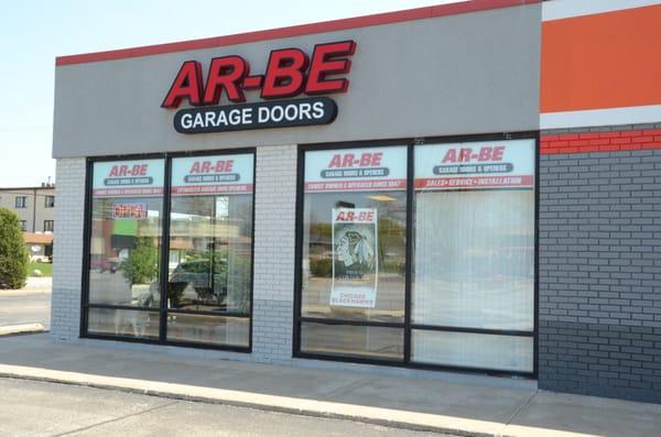 Ar Be Garage Doors 10401 S Cicero Ave Oak Lawn Il Unknown Mapquest