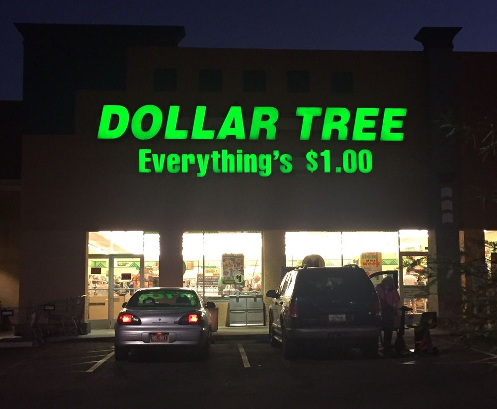 Dollar Tree - Discount Store - 4122 E 22nd St, Alvernon Heights ...