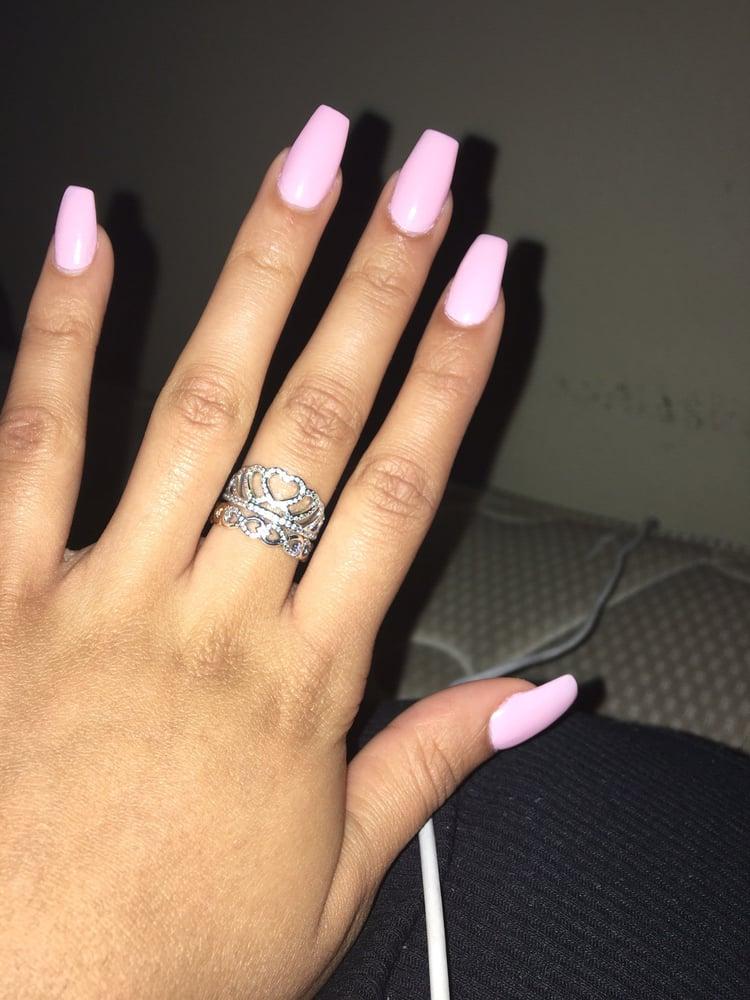 Miracles nails spa 44 photos 37 reviews nail salons for Acrylic nail salon nyc