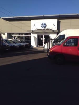 Yarra Volkswagen Commercial  Car Dealers  96 Church St Richmond