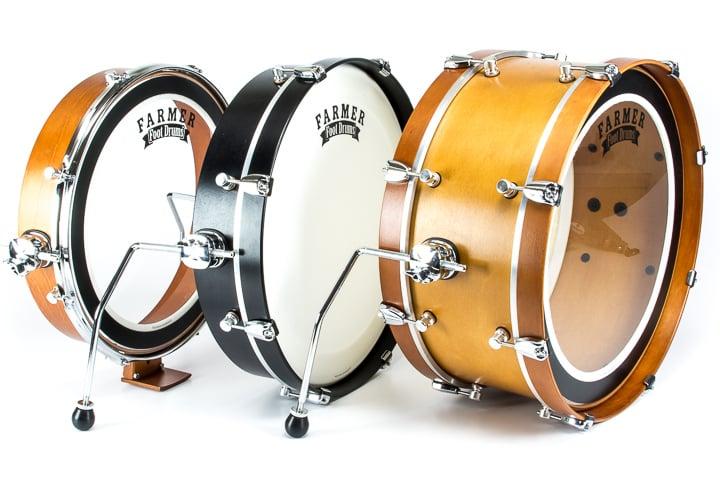 Farmer Foot Drums: 8568 E Lincoln Rd, Cedar, MI