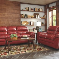 Photo Of Montecarlo Furniture   Bakersfield, CA, United States. Tassler Red  Blended By