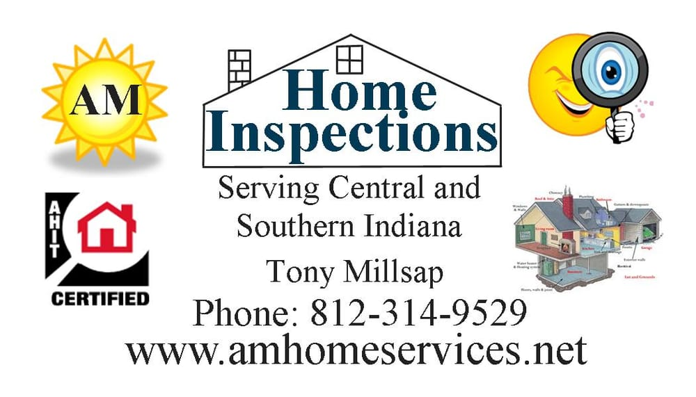 AM Home Inspections: 3226 Kensington Blvd, Columbus, IN