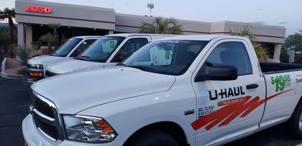 U-Haul Neighborhood Dealer - 10 Reviews - Truck Rental - 1650