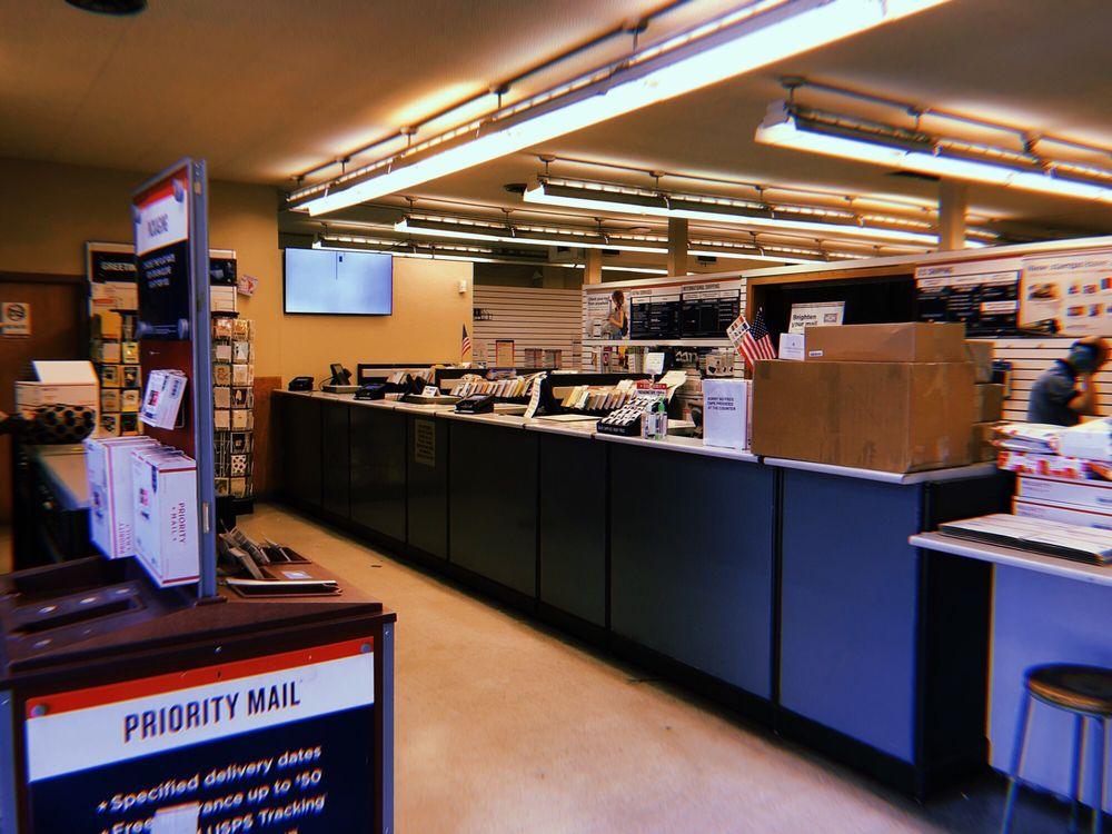 US Post Office: 655 Oak Grove Ave, Menlo Park, CA