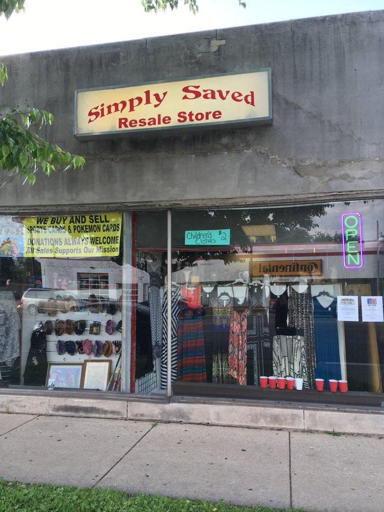 Simply Saved Resale Store: 7009 Ogden Ave, Berwyn, IL