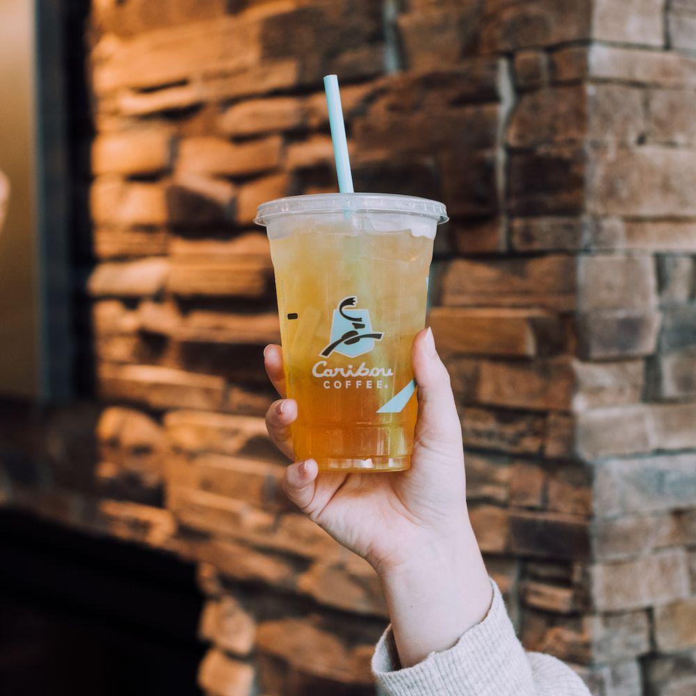 Caribou Coffee: 2350 43rd Street NW, Owatonna, MN