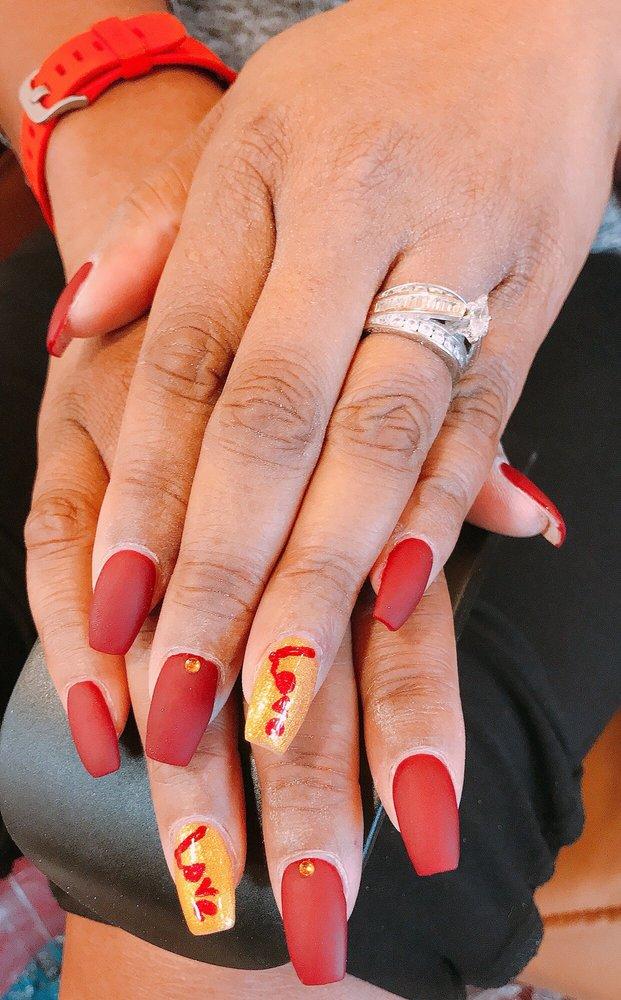 Wakefield Nails - 26 Photos & 20 Reviews - Nail Salons - 14460 New ...
