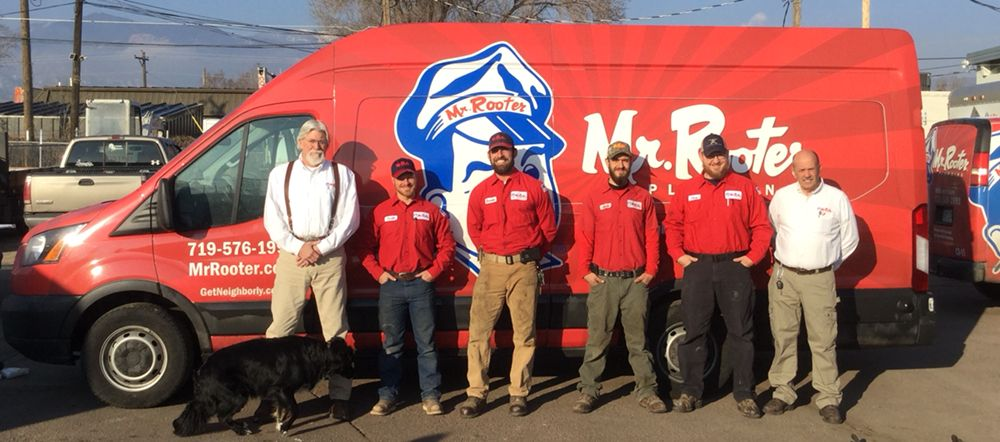 Photo Of Mr Rooter Plumbing Colorado Springs Co United