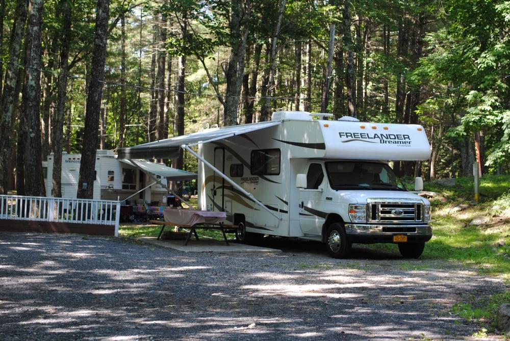 So Hi Campground: 425 Woodland Rd, Accord, NY
