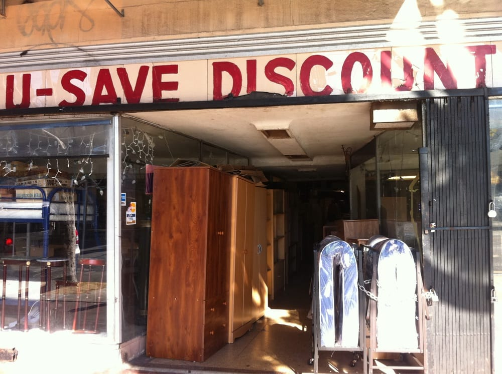 U Save Discount Furniture Furniture Stores 2137 Mission St Mission San Francisco Ca