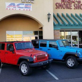 Ace Car Rental Las Vegas Reviews