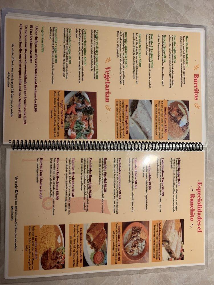 El Ranchito Resturant: 303 S Commercial St, Harrisburg, IL