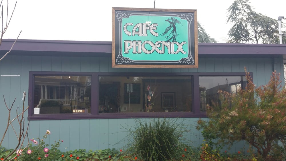 Cafe Phoenix Arcata Ca