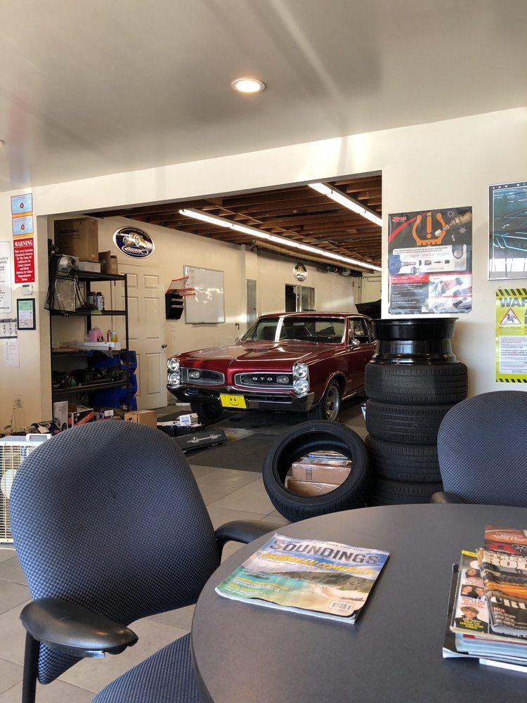 Tire Dynamics & Complete Auto Repair