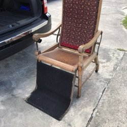 Lovely Photo Of Robinsonu0027s Furniture Restoration   Punta Gorda, FL, United States.  Antique Barber