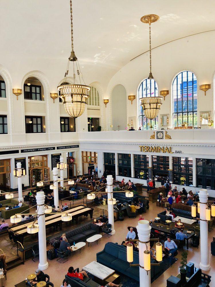 Denver Union Station: 1701 Wynkoop St, Denver, CO