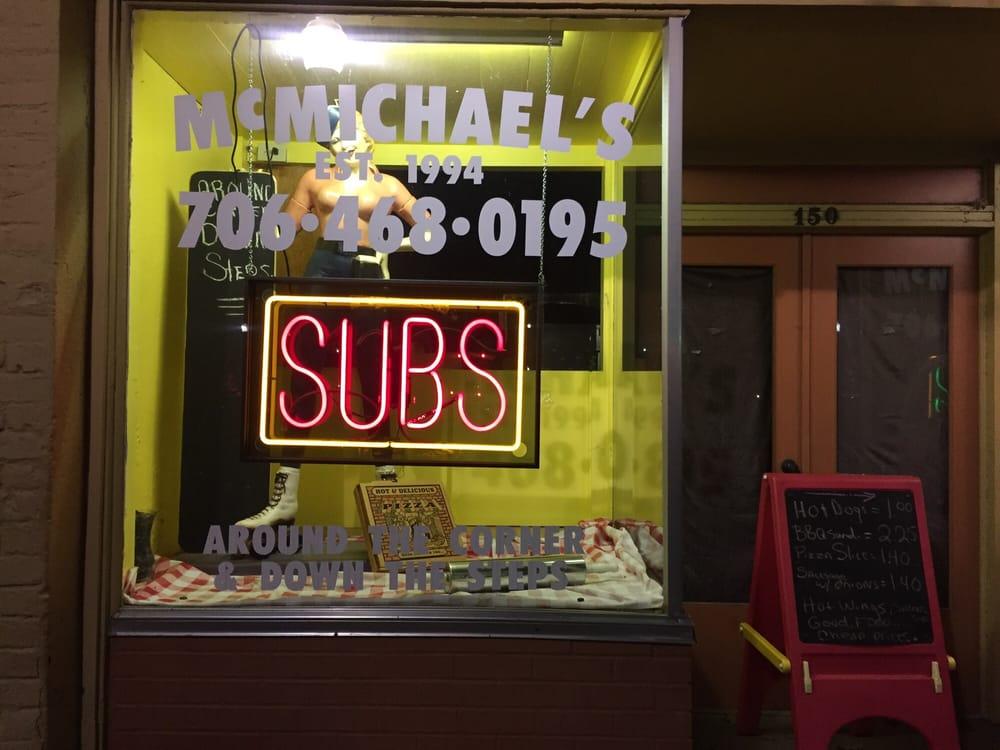 McMichael's Stop & Shop: 146 W Greene St, Monticello, GA