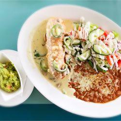 Photo Of Poco Loco Mexican Restaurant Thornburg Va United States En Relleno