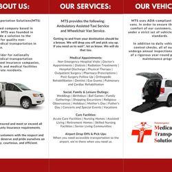 Medical Transportation Solutions - Medical Transportation