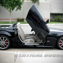 Photo of Vertical Doors - Lake Elsinore CA United States. Cadillac XLR with & Vertical Doors - 14 Photos - Auto Parts \u0026 Supplies - 542 3rd St ... Pezcame.Com