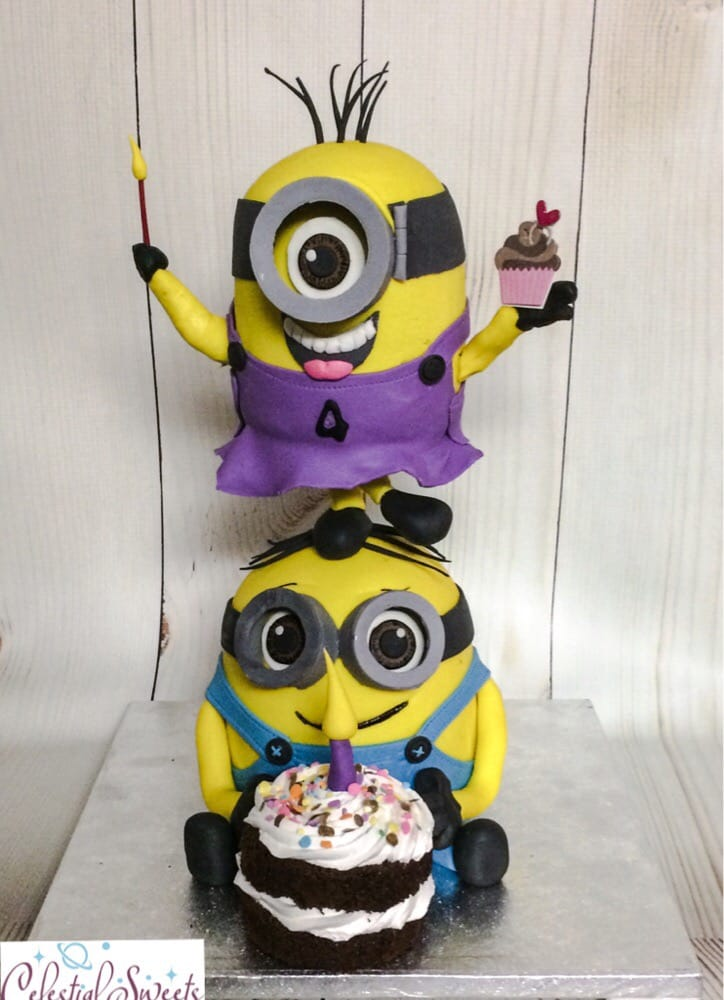 Minion Birthday Cake Yelp