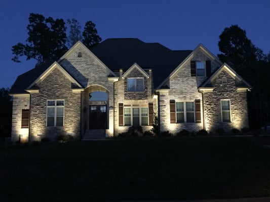 Photo for Outdoor Lighting Perspectives of the Triad & Outdoor Lighting Perspectives of the Triad - Lighting Fixtures ...