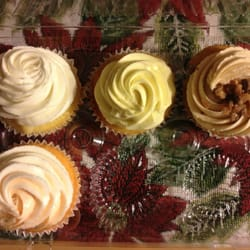 Photo Of Sinfully Sweet Slices Cupcakery