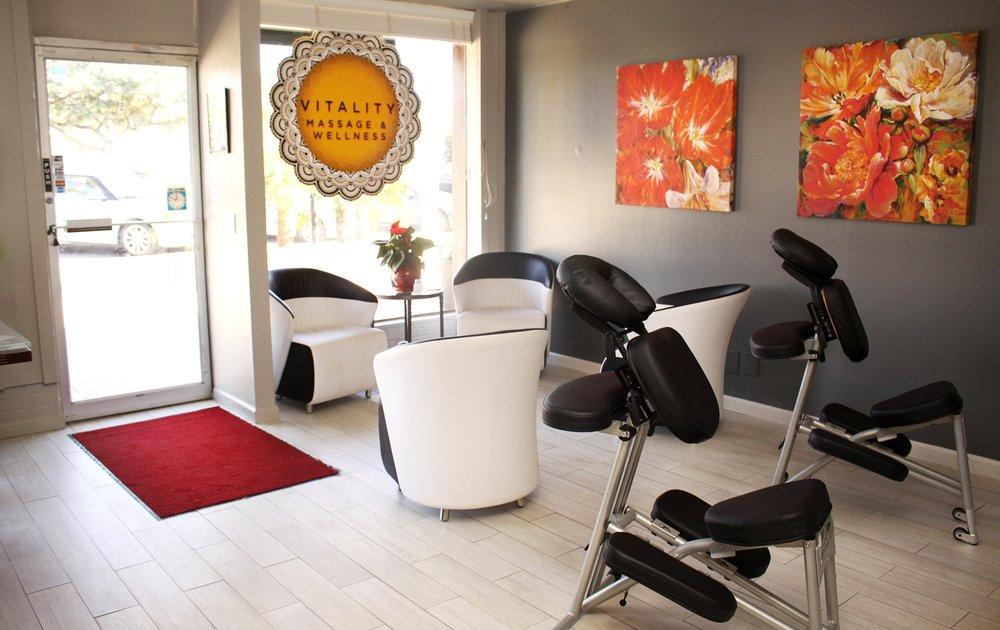 Vitality Massage and Wellness