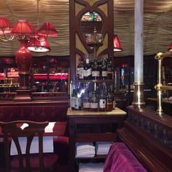 Le Grand Café des Capucines - Paris, France. Full bar!!! Viva La France