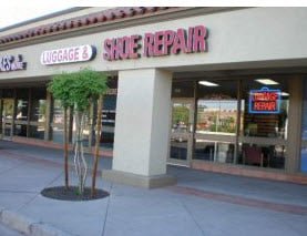 All About Quality Shoe & Luggage Repair: 1840 E Warner Rd, Tempe, AZ