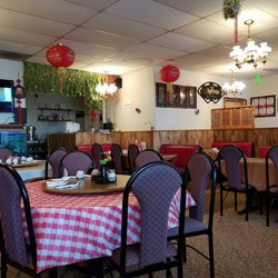 Photo Of New Hunan Kitchen Wilsonville Or United States Dining Area