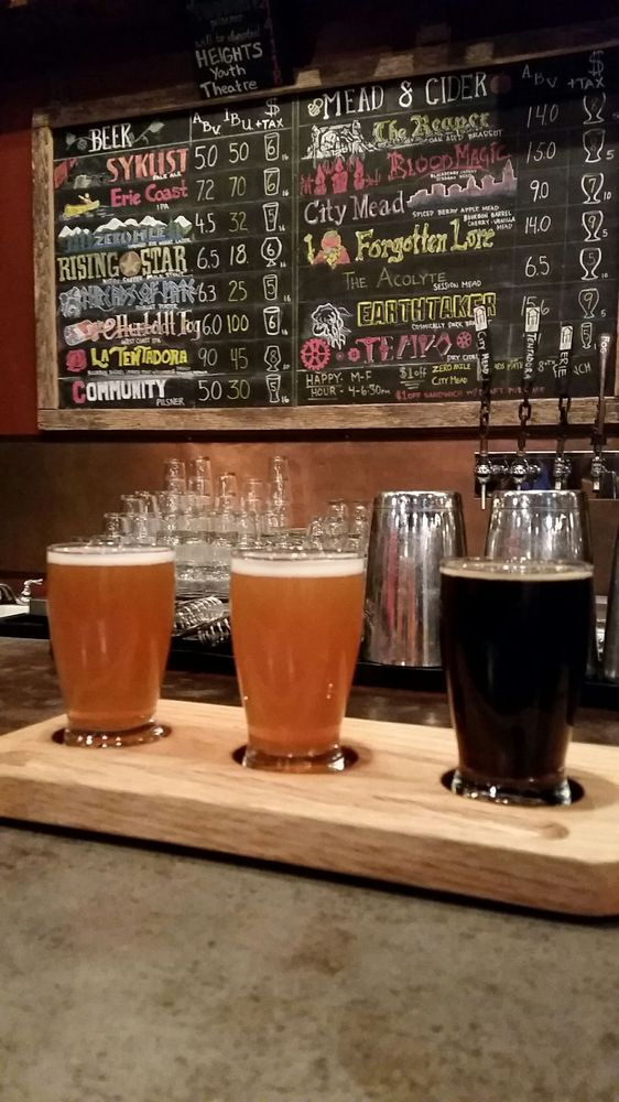 The BottleHouse Brewing Company: 2050 Lee Rd, Cleveland Heights, OH
