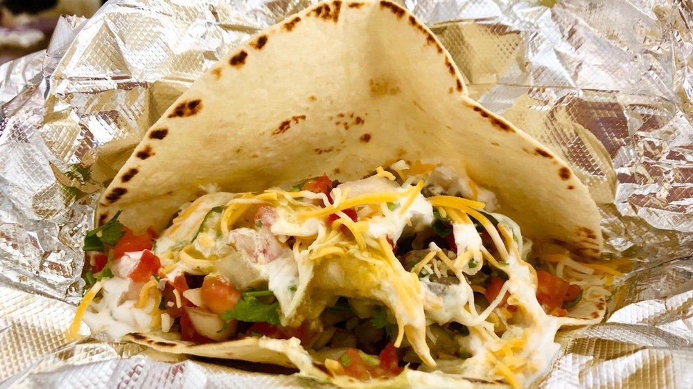 Tacos El Rancho: 4433 Hoffner Ave, Orlando, FL