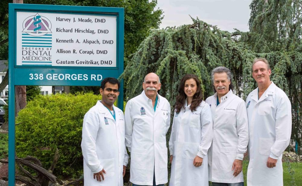 Doctors of Dental Medicine: 338 Georges Rd, Dayton, NJ