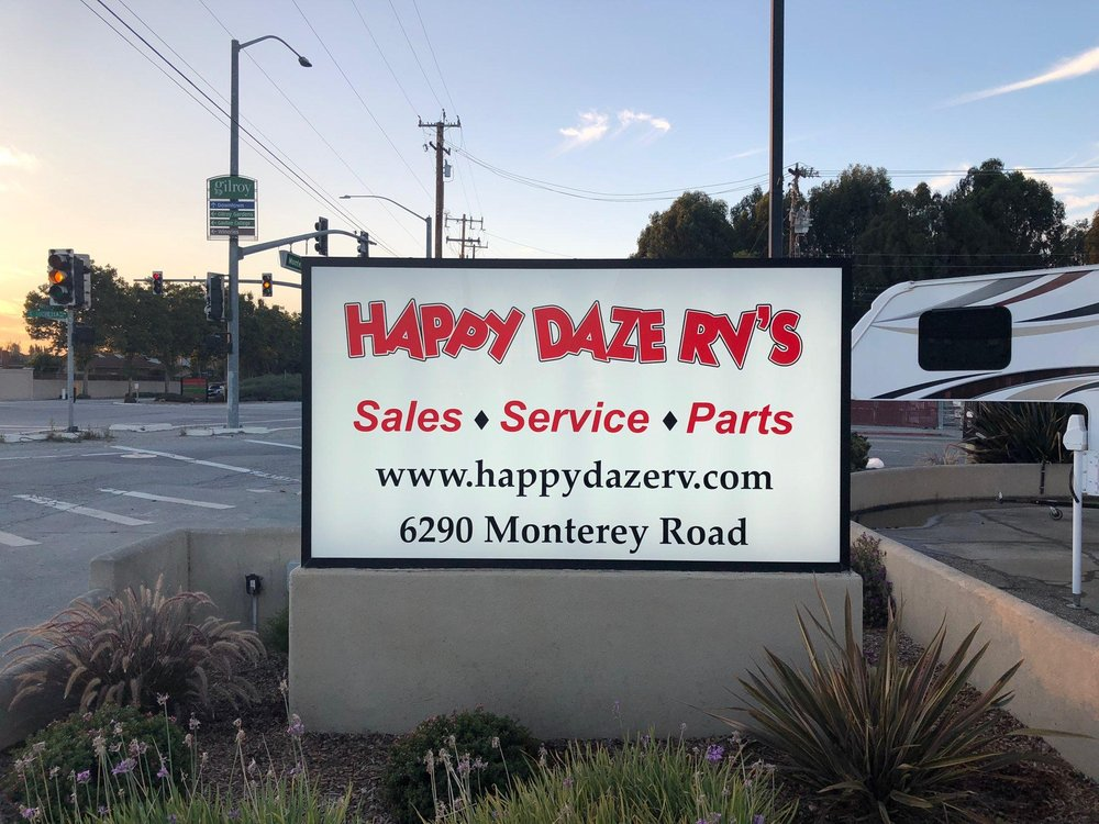 Welcome To Happy Daze Rv Your Local Gilroy Rv Dealer Yelp