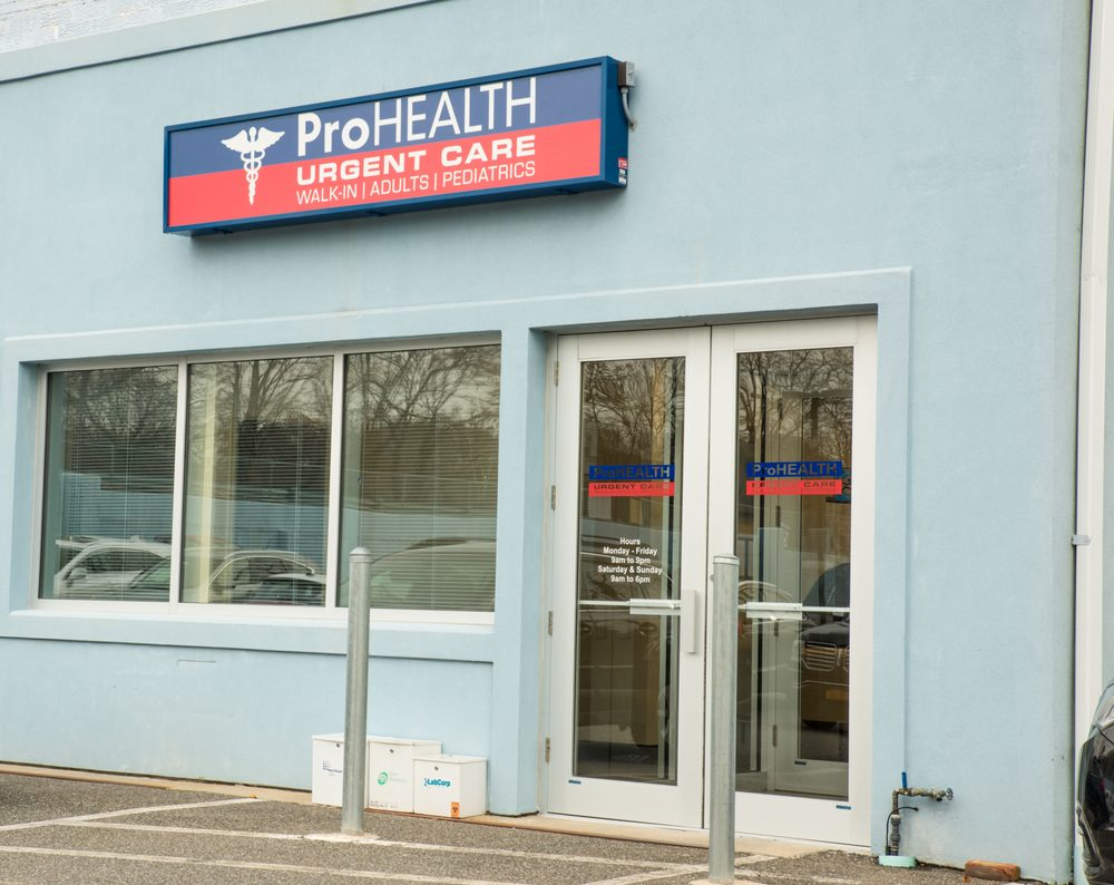 ProHEALTH Urgent Care of Roslyn: 250 South Service Rd, Roslyn, NY