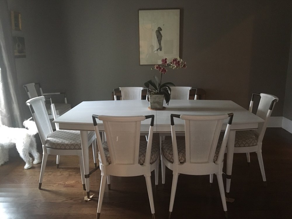 Rowan Oaks Furniture and Painting