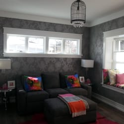 Photo Of MSS Designs   Charlottesville, VA, United States. Wallpaper Is  Back!